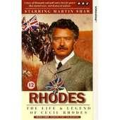 Amazon.com: Rhodes [VHS]: Martin Shaw, Frances Barber, Neil Pearson