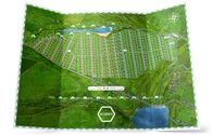 Promo map of Ecopark housing estate / Booklets / Portfolio / CETIS