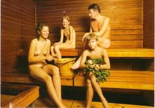 Last Tram Home: Family sauna party