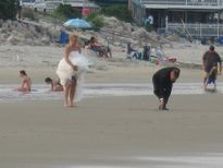 Bride (upskirt) & Groom | Flickr  Photo Sharing!