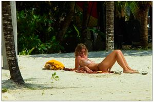 nude on family beach | Flickr - Photo Sharing!