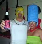 Happiness and Living Fab!: 2010 Halloween Costumes: The Simpsons