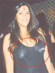 ekta kapoor in nip tucks june 9th 2007