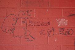 Pacman Porn  graffiti grafitti pacman porn norfolk sex cromer anal