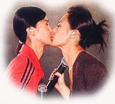 twins kiss concert | Flickr  Photo Sharing!