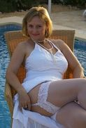 Galleries | Michelle Nylons just relaxing by the pool | Flickr  Photo