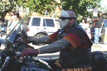 hells angel funeral procession members of the hells angels motoorcycle