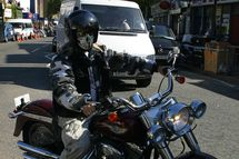 Hells Angel Funeral Procession | Flickr  Photo Sharing!
