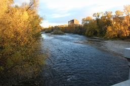 Boise River in Fall | Flickr  Photo Sharing!