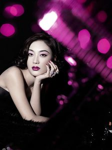 Hong Kong Actress Cherrie Ying Photoshoot - Faystyle Blog