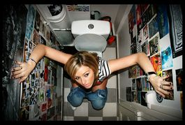 Toilet cam* | Flickr  Photo Sharing!