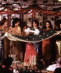 Benazir Bhutto's wedding ceremony
