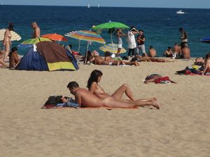 Nude beach | Flickr - Photo Sharing!