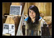 Alaskan Native Girl   Flickr  Photo Sharing!