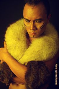 Sean Maxwell Project Photography of male Asian Model OV Apichit
