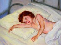 My daughter sleeping   Flickr  Photo Sharing!