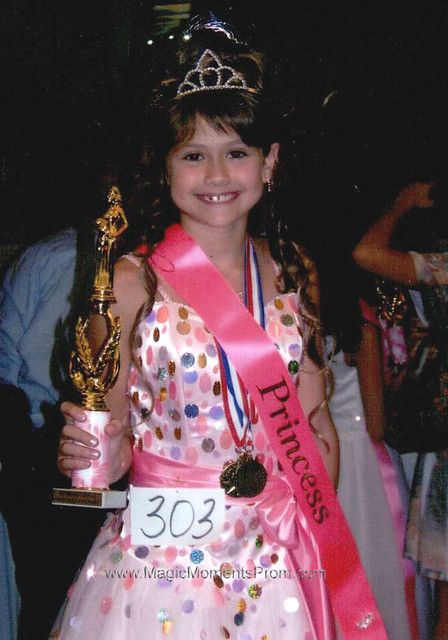Junior Miss Beauty Pagent