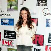 Shannon Elizabeth Shannon Elizabeth Wearing Guess To The Premiere Of A
