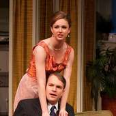 Meg Chambers Steedle (Corie) And John Wernke (Paul) | Flickr - Photo