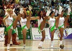 animadoras antequera 03 (Juanmin) Tags: basketball basket cheerleaders