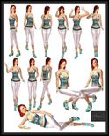 AnaLu *fresh poses* CATALOGUE | AnaLu *fresh poses*