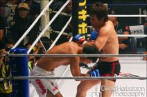 Yuki Sasaki Def  Yuki Kondo Submission (Rear Naked Choke) R2 1:08