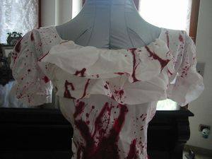 Guro loli white and blood dress | Flickr - Photo Sharing!