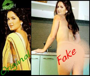 Katrina Kaif - Original vs Fake | Flickr - Photo Sharing!