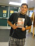 sami says teen read week rocks! (and so does this book he checked out
