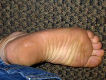wrinkled soles | Flickr  Photo Sharing!