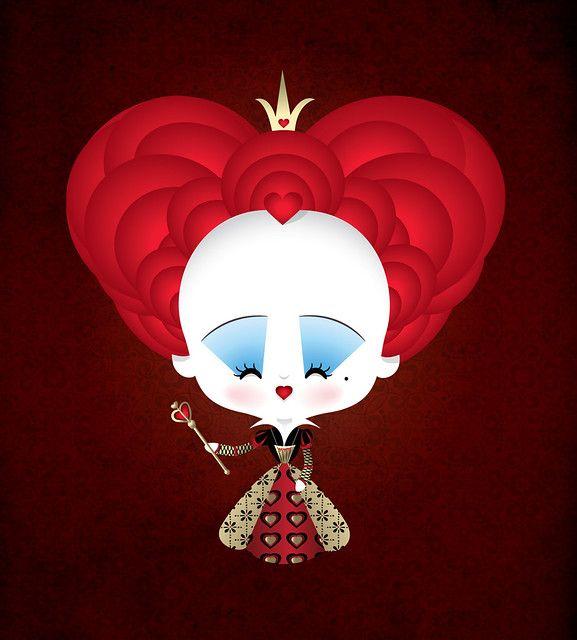 Kira Queen The Queen Of Hearts