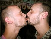 Twins Kissing on their Birthday | Flickr  Photo Sharing!