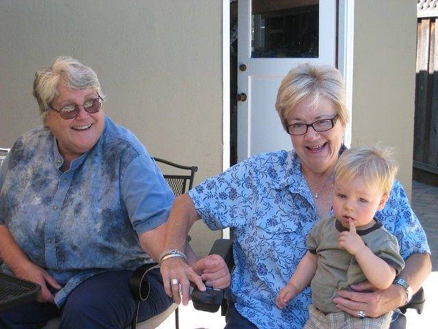 Kris Aunt Judy