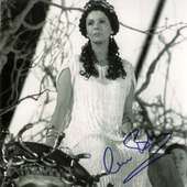 Claire Bloom Publicity Photograph Of Actress Claire Bloom For The