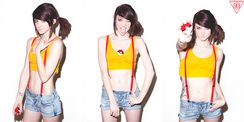 Kendell May (As Misty From Pokemon)Explored! | Flickr  Photo Sharing