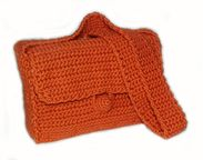 Easy Basic Crochet Bag/Purse Pattern 1b | Flickr  Photo Sharing!