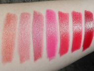 Wet n Wild Silk Finish Lipstick swatches | Flickr  Photo Sharing!