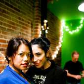 Kulap Vilaysack & Sarah Silverman | Flickr - Photo Sharing!
