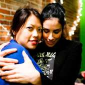 Kulap Vilaysack & Sarah Silverman | Flickr - Photo Sharing! 11