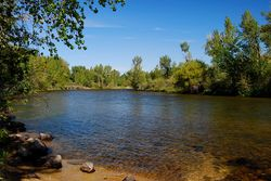 Boise River Vista | Flickr  Photo Sharing!