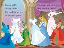 Disney Princesses  Beautiful Brides Book
