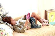 Tanya y su libro