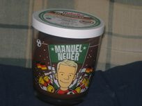 Need Enjoy Our Best Picture Of Nutella Em Glas Manuel Neuer Version