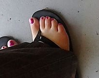 mature feet | Flickr  Photo Sharing!