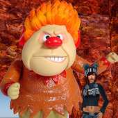 Mr. Heat Miser | Flickr - Photo Sharing!