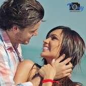 Michelle Vargas And Sebastian Michelle Vargas Actriz De Tv Junto A Su