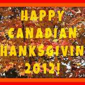 Thanksgiving Canada Thanksgiving Or Thanksgiving Day Occurring On The 37