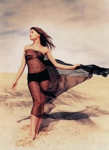 Laetitia Casta Nude by Phillip Dixon (part 1 of 2) « Fashion To The