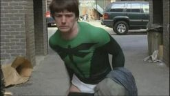 New Drake Bell Movie: Superhero! Trailer | Fear of Bliss