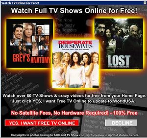 Watch TV Online for Free Image  100% FREE DOWNLOAD, No Hardware